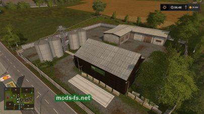 Карта Klingenbach для Farming Simulator 2017