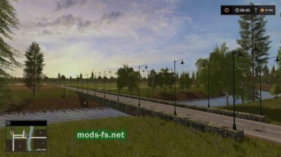 Мост на карте POMURJE