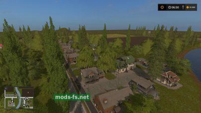 Скриншот карты POMURJE