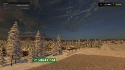 Gold Cresty Valley Snow Edition FS 2017