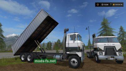 IH TRANSTAR II для Farming Simulator 2017