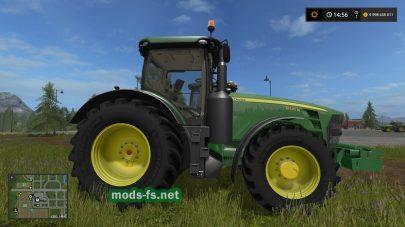 Мод тракторов JOHN DEERE серии 8320R
