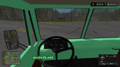 Пак на грузовики и прицепы КАЗ