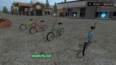 Kemping Bicycle