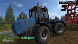 Мод трактора ХТЗ 17221-09