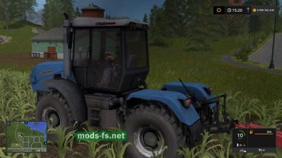 khtz для Farming Simulator 2017