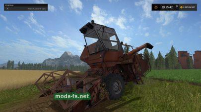 Нива для Farming Simulator 2017