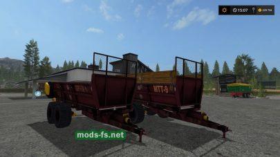 mtt-9 mods