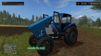 mtz-52 для Farming Simulator 2017