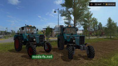 Турбо версия трактора МТЗ-82