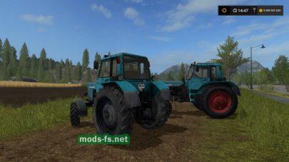 mtz 82 turbo mods