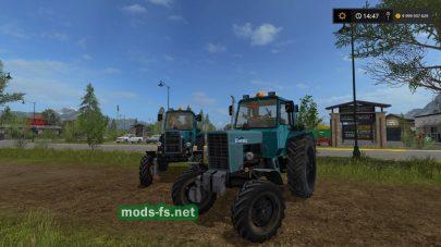 МТЗ-82 турбо для FS 17