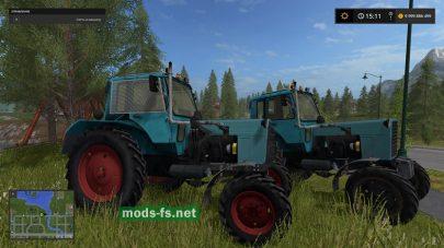 Модификация MTZ 82 TURBO