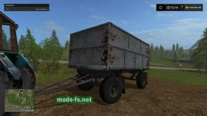 ПТС-4 для Farming Simulator 2017