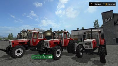 Мод пак тракторов SK1