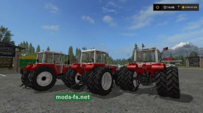 Мод тракторов SK1