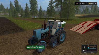 Мод на трактор ЮМЗ 6АЛ