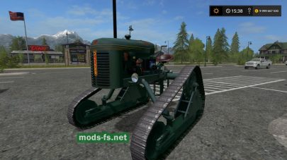 1950 Oliver Hg High Crop by TFSG для FS 17
