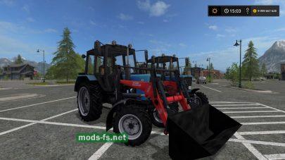Belarus 82 PKU Harvest для FS 2017