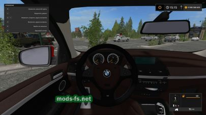 Мод BMW X6