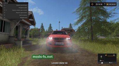 bmw x6 mods FS