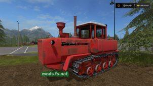 Мод трактора ДТ 175