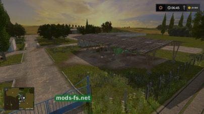 Mecklenburg для Farming Simulator 2017