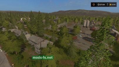 Деревня Молоково