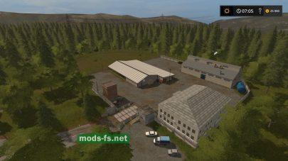 Скриншот карты Molokovo