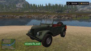 FS17 GAZ69