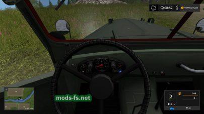Скриншот мода ГАЗ-69
