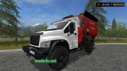 Мод грузовика GAZ Next