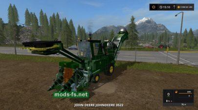 John Deere 3522 mods