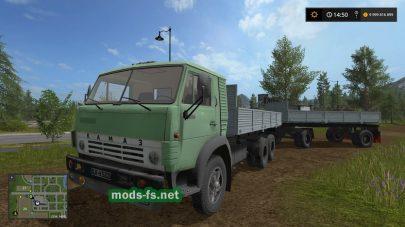 kamaz FS 17