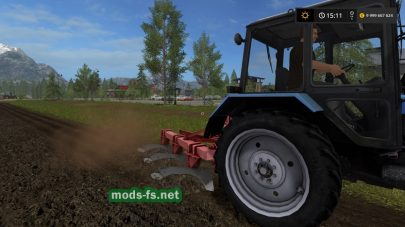 LAJTA Plough mods