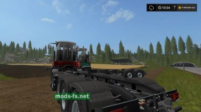 MAN Extension для FS 2017