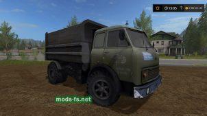 МАЗ 500 для игры Farming Simulator 2017