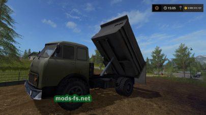 maz-500 mods