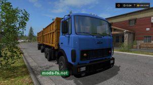 МАЗ-5516 для FS 17