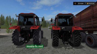 Мод трактора МТЗ 826