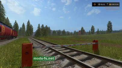 Мод Placeable Barrier