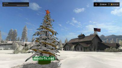Christmas Tree mods