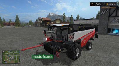 Rostselmash Agritechnica Pack Erweiterun