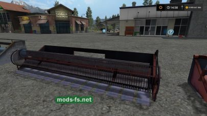 rsm mods FS 17