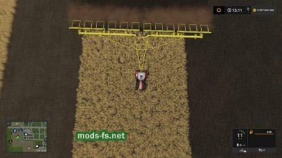 Самый большой культиватор для Farming Simulator 2017