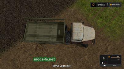 Скриншот мода «ЗИЛ-131»