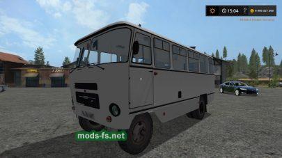 Мод автобуса Кубань
