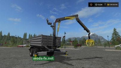 Fliegl Timber FS 2017