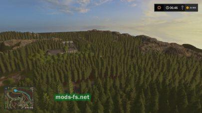 Team Sardegna Forestry – Season Ready mods