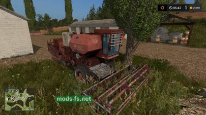 Green Valley для Farming Simulator 2017